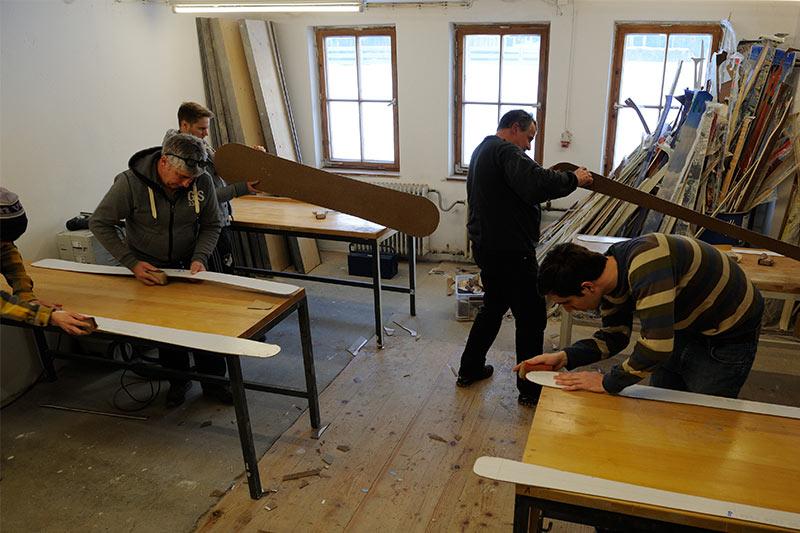 workshop-schleifen