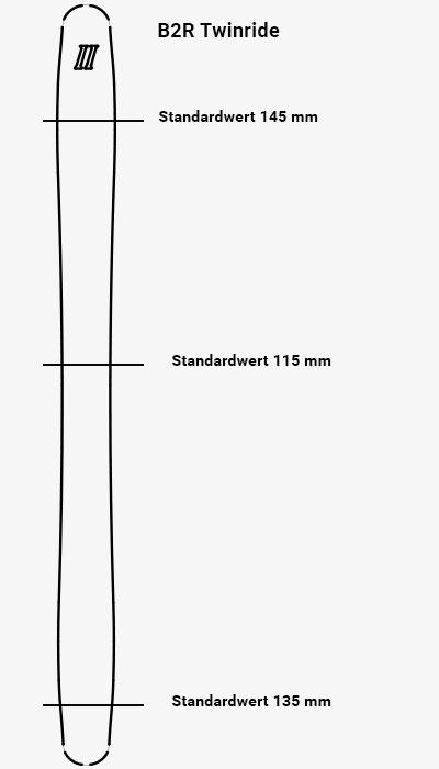 Twinride-Ski